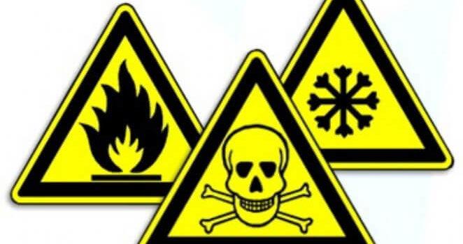 Os produtos químicos utilizados são danosos à saúde?